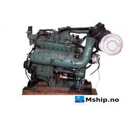 Detroit 8V92TA RC Marine Propulsion w/Frt. PTO