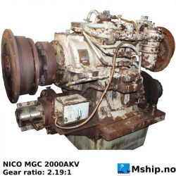 NICO MGC 2000AKV