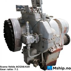 Scana Volda ACG56/420 https://mship.no