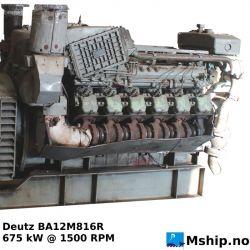 Deutz BA12M816R