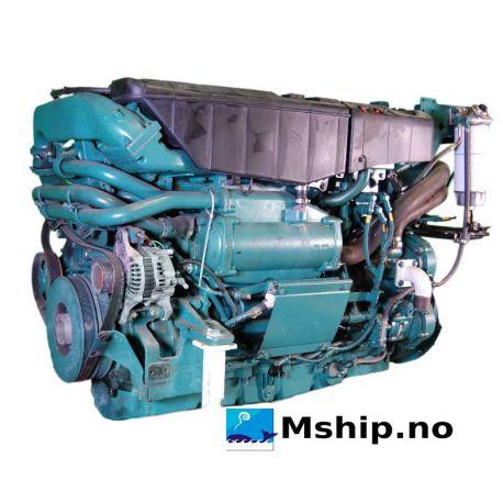 volvo penta d9 575 rh mship no Volvo Penta Control Box Volvo Penta Engine Diagram
