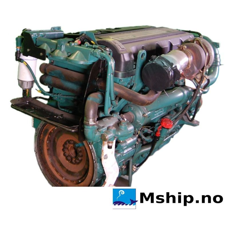 boatadvice on engine volvo new marine show penta litre