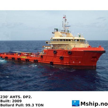 230' AHTS. DP2.  Year Built: 2009    https://mship.no