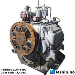 Reintjes WAV 1400   https://mship.no