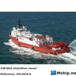 240' Well stimulation vessel    https://mship.no