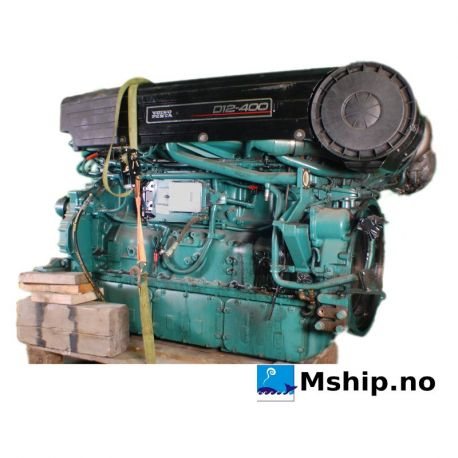 Volvo Penta D12D-B MH, D12-400
