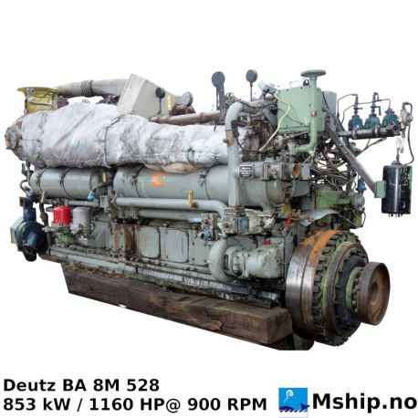 Deutz BA 8M 528 https://mship.no