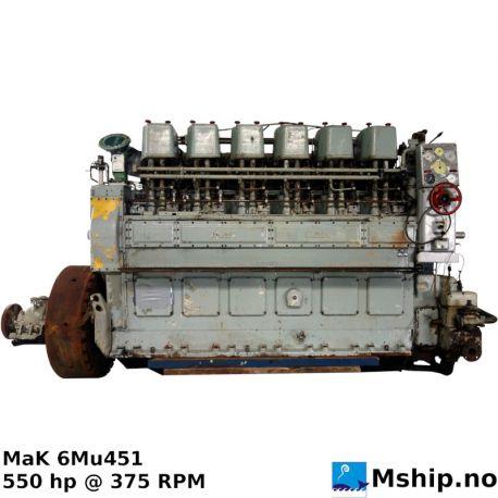 MaK 6Mu451 https://mship.no