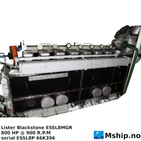Lister Blackstone ESSL8MGR https://mship.no