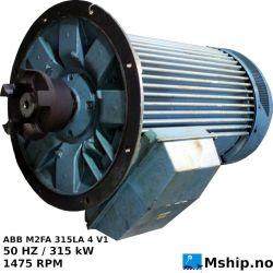 ABB M2FA 315LA 4 V1 - 315 kW https://mship.no