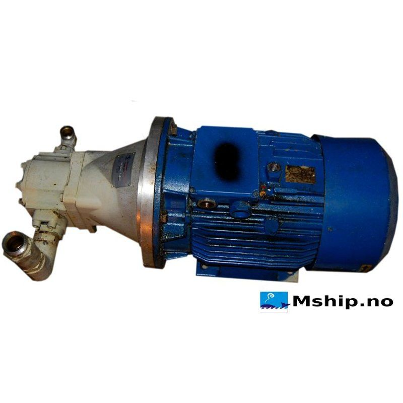 Hydraulic Pump Unit Ultra 3pl 210 Cpdfbe