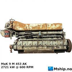 MaK 9 M 453 AK