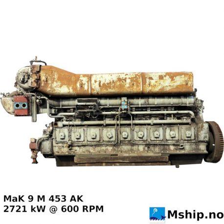 MaK 9 M 453 AK https://mship.no