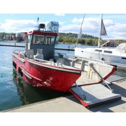 Prowork 880 Aluminium work boat https://mship.no