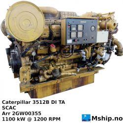 Caterpillar 3512B DI TA