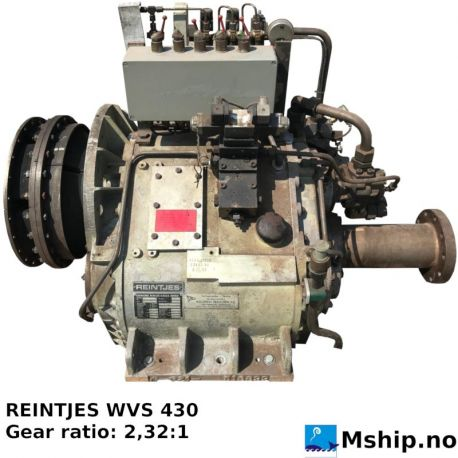 REINTJES WVS 430 htps://mship.no