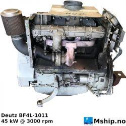 Deutz BF4L 1011