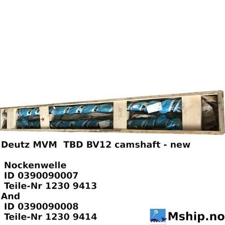 Deutz MWM TBD BV12 camshaft new - httpd://mship.no