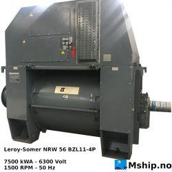 Leroy-Somer NRW 56 BZL11-4P https://mship.no