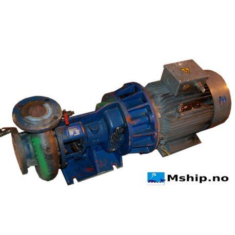 Centrifugal pump PGSpeck 65/100 DB_A4 PG flowsolutions. http://mship.no