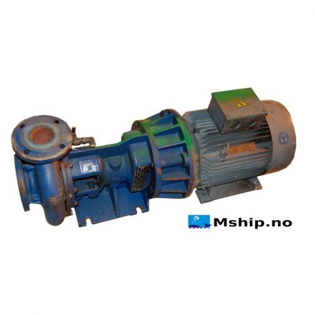 Centrifugal pump PGSpeck 65/200 A1 PG flowsolutions. mship.no