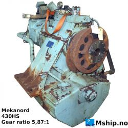 Mekanord 430HS