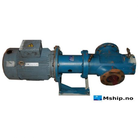 KRAL Three Screw Pump KFUG 660 . 21 PG flowsolutions    http://mship.no