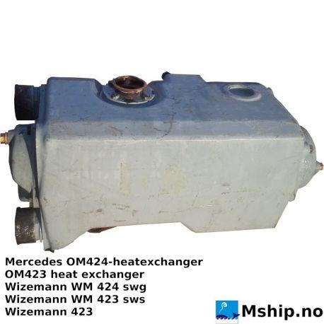 Mercedes OM424 OM 423 heatexchanger https://mship.no