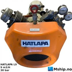 HATLAPA L9 start air compressor https://mship.no