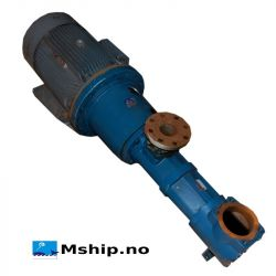KRAL Three Screw Pump CKCR 550 . 20 U PG flowsolutions http://mship.no