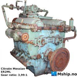 CMD Engrenages et Reducteurs / Citroën Messian ER2ML gear