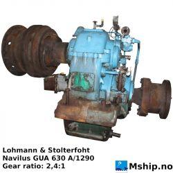 Lohmann & Stolterfoht NAVILUS GUA 630 A/1290 https://mship.no