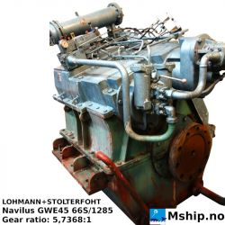LOHMANN+STOLTERFOHT Navilus GWE45 66S/1285