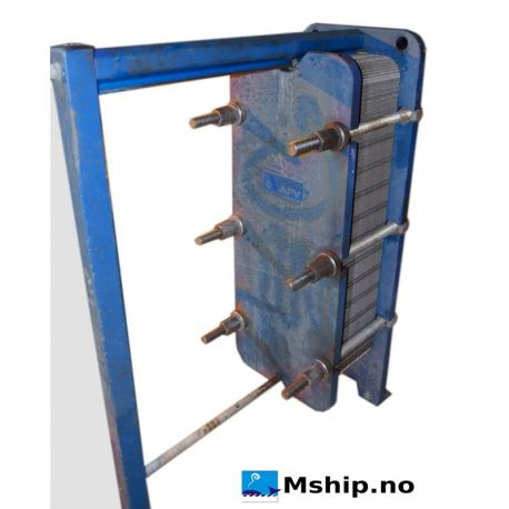 Plate Heat exchanger apv N35 http://mship.no