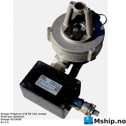 Dräger Polytron 2 IR fixed gas detector