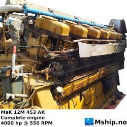 MaK 12M 453 AK