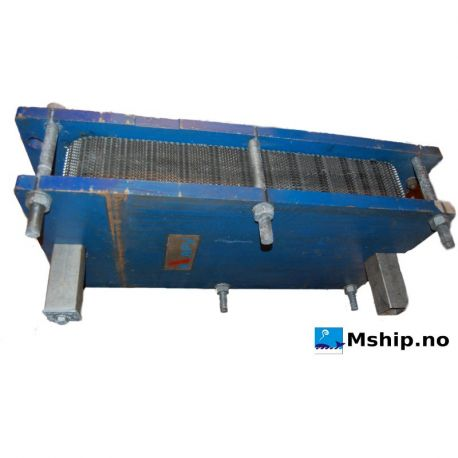 Plate Heat exchanger APV K34 http://mship.no