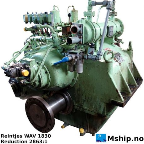 Reintjes WAV 1830 https://mship.no