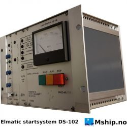 Elmatic startsystem DS-102
