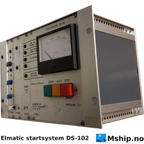 Elmatic startsystem DS-102