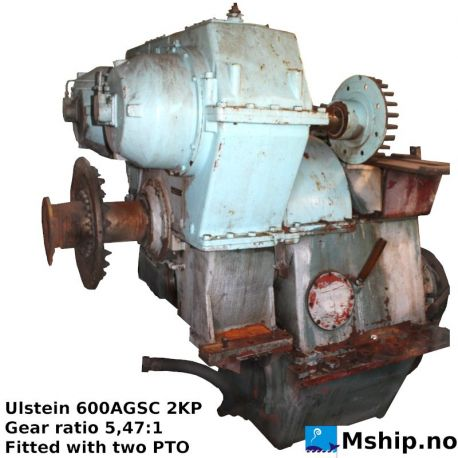 Ulstein 600AGSC 2KP https://mship.no