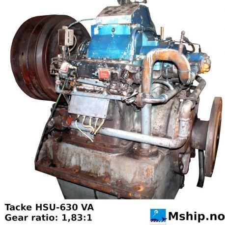 TACKE HSU-630 V.A https://mship.no