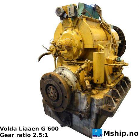 Volda Liaaen G 600 https://mship.no