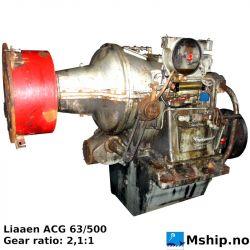 Liaaen ACG 63/500