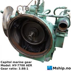 Capitol marine gear HY-7700 AER https://mship.no