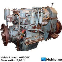 Volda Liaaen AG500C https://mship.no