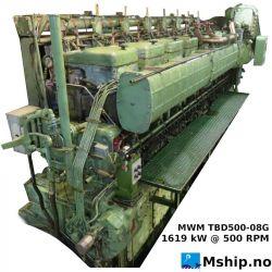 MWM TBD500-08G