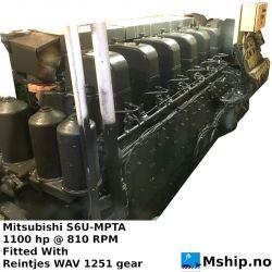 Mitsubishi S6U-MPTA https://mship.no