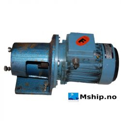 0,75 kW electric motor ASEA MT80B18F165