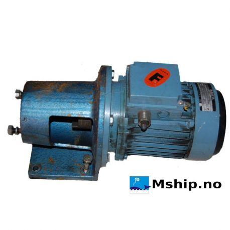 0,75 kW electric motor ASEA MT80B18F165